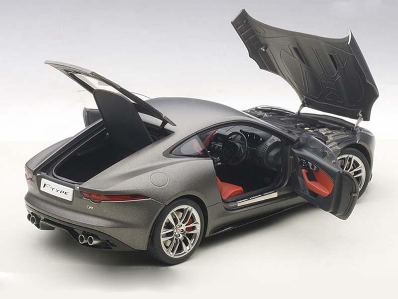 Jaguar F-Type model
