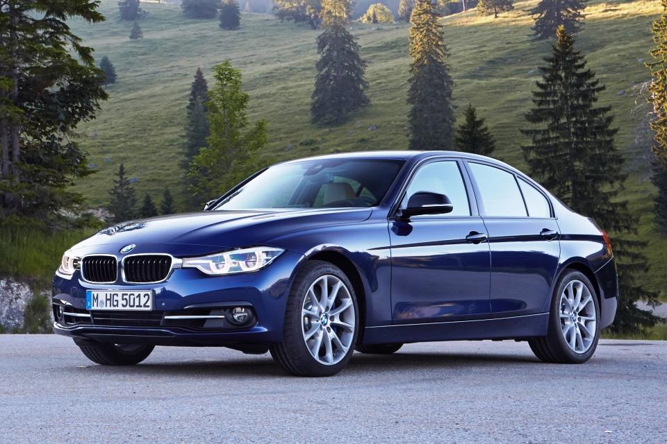 BMW f30 outdoor