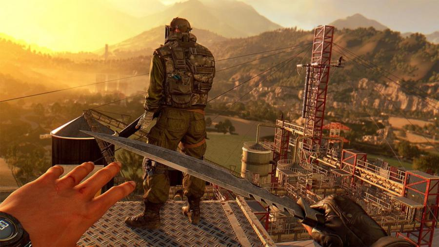 чит на dying light the following