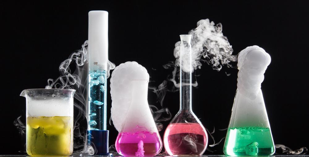 Картинки с химическими реакциями