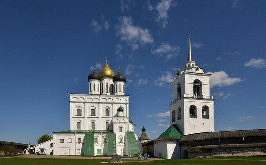 Pskov. Holy Trinity Cathedral