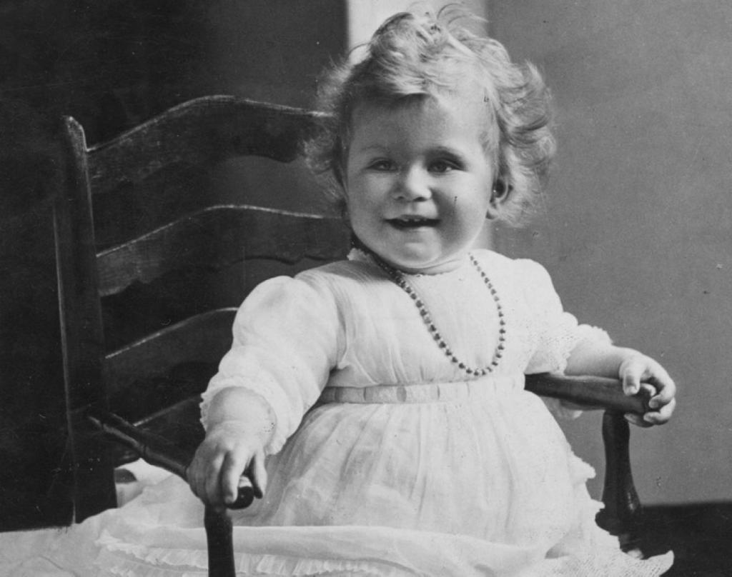 маленькая Елизавета