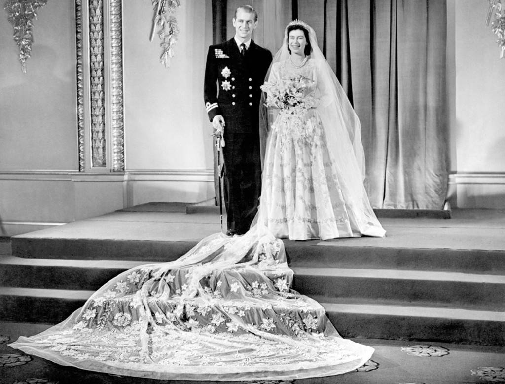 свадьба Елизаветы 2 и принца Филиппа