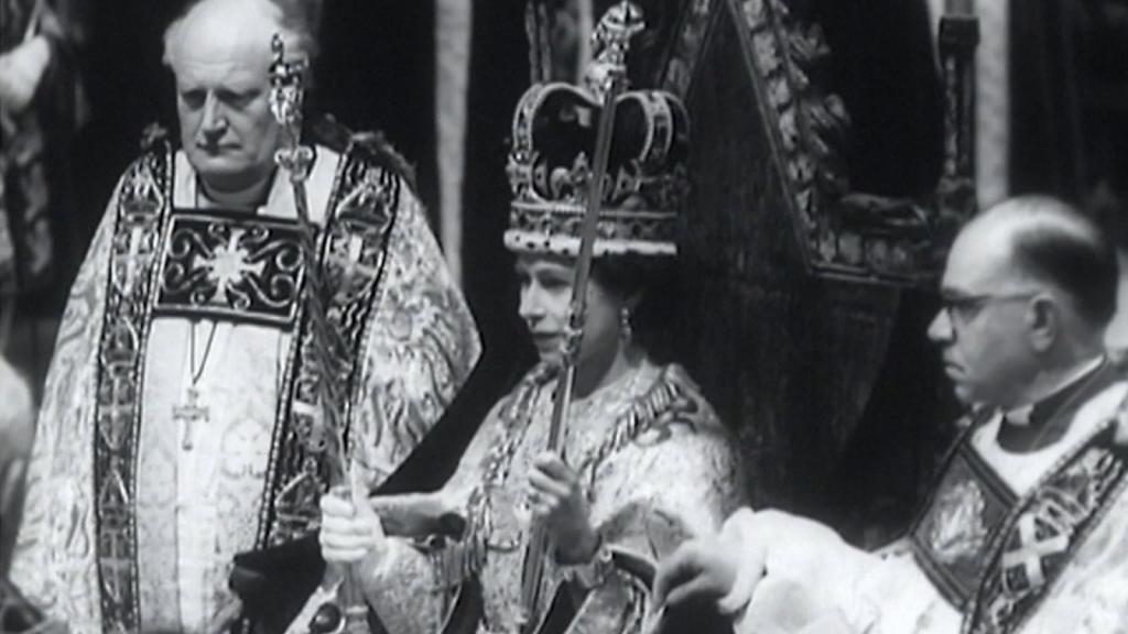 коронация Елизаветы 2