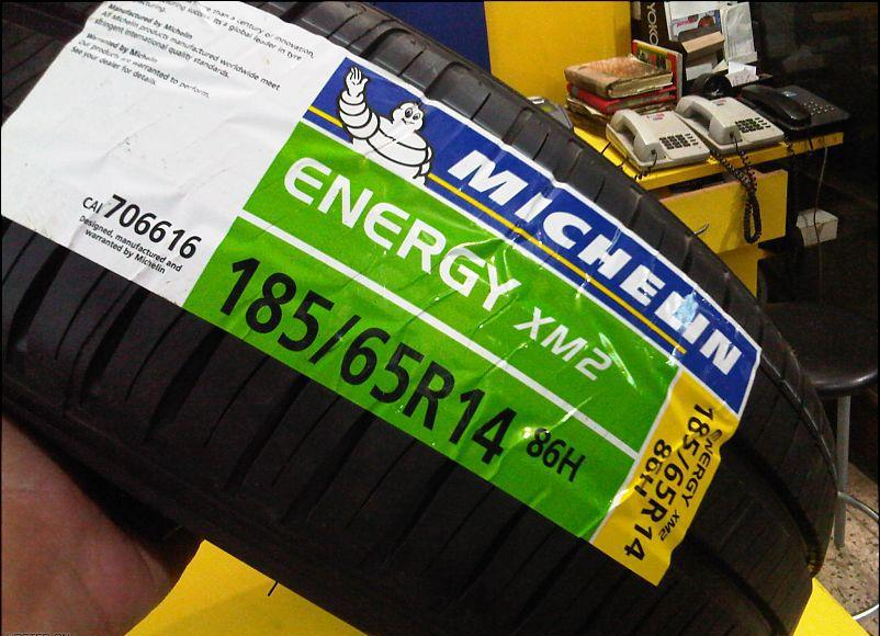 michelin energy xm2 летние