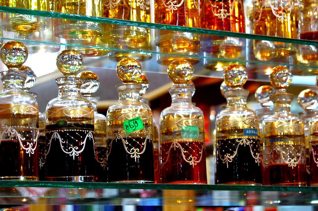 perfumery market