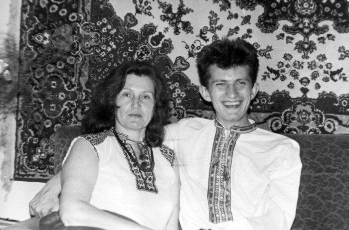 Семья Андрея Кузьменко