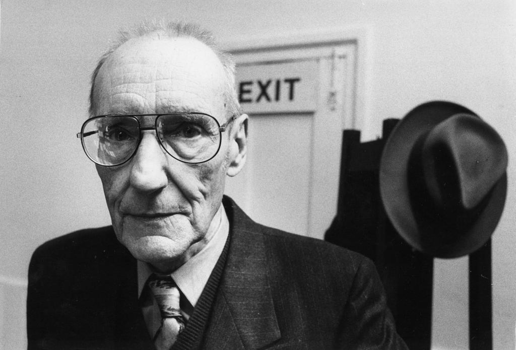 Novels by William Burroughs
