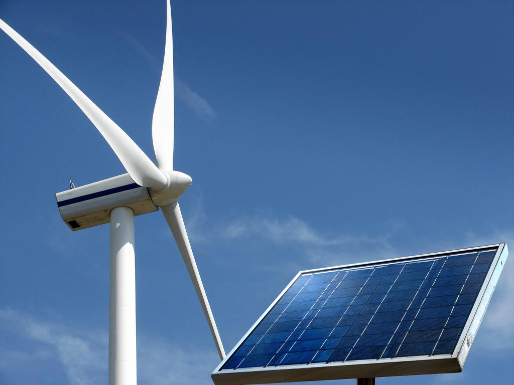 Экологичные источники энергии