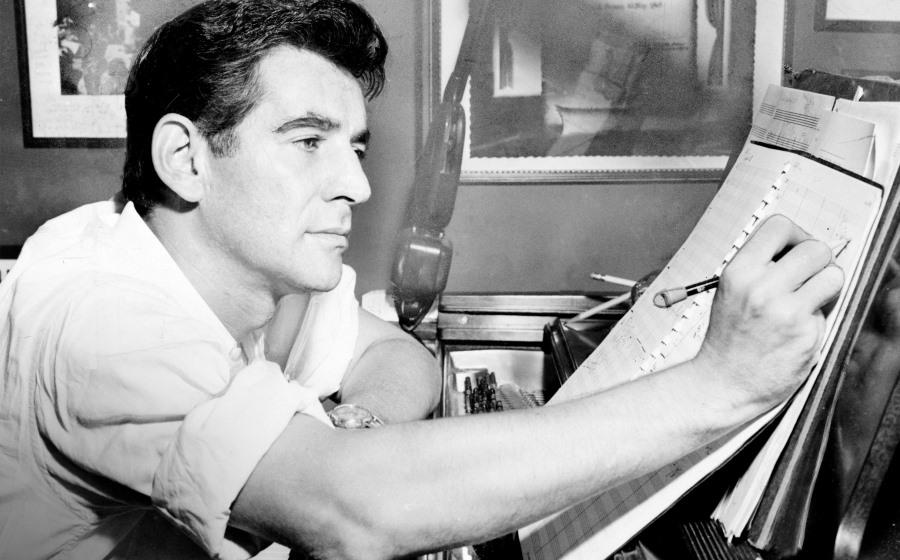 Bernstein at work