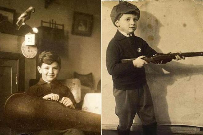 childhood years shirvindt alexander