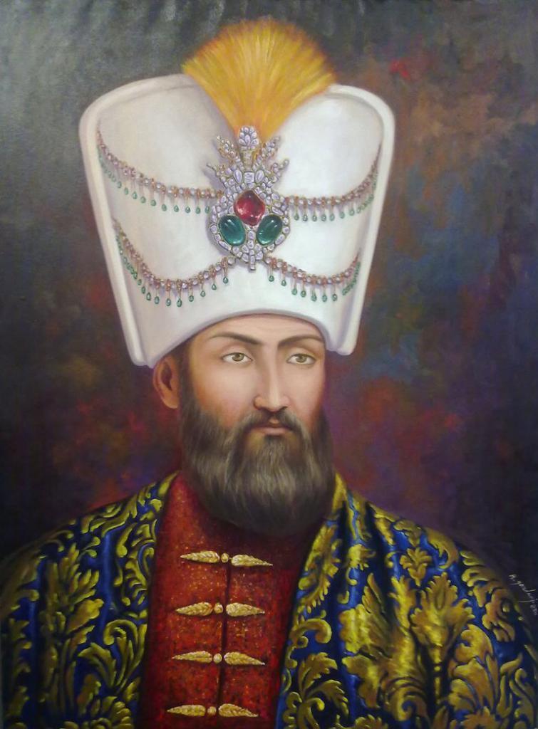 фото султана сулеймана настоящего размер мужского детородного
