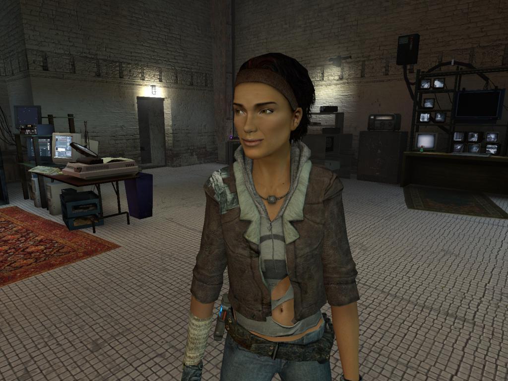 Alix Vance from Half Life 2