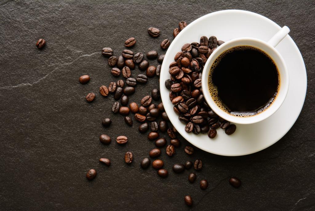 Кофе фото высокого разрешения