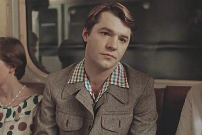 """Alexander Fatyushin in the film """"Moscow Does Not Believe in Tears"""""""