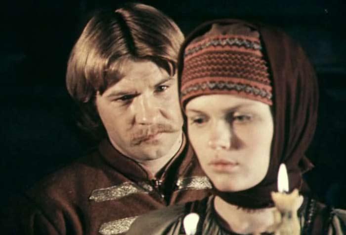 """Alexander Fatyushin in the film """"Young Russia"""""""