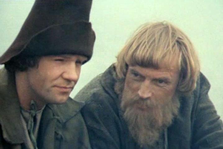 Alexander Fatyushin in the cinema