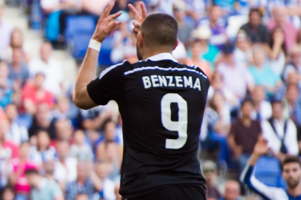 brown benzema national team