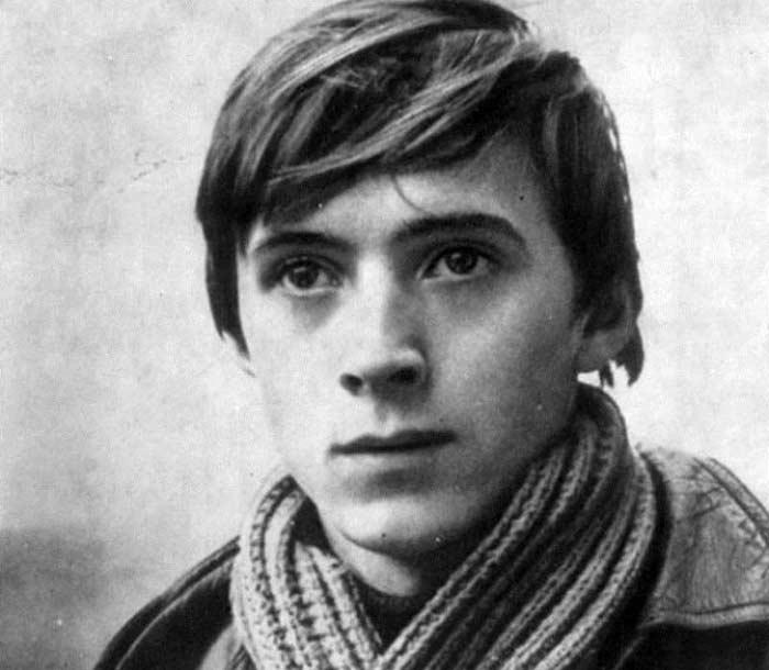 Nikolay Burlyaev in childhood