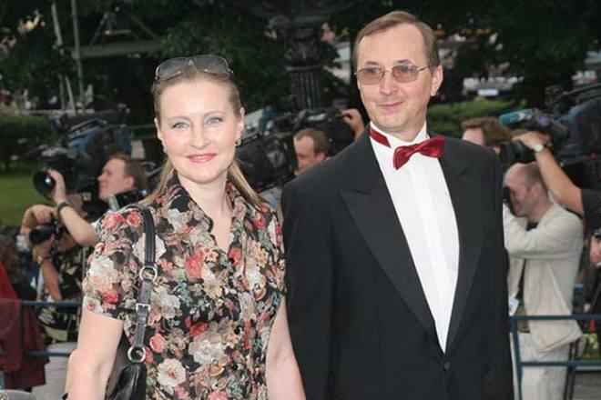 Inga Shatova and Nikolay Burlyaev