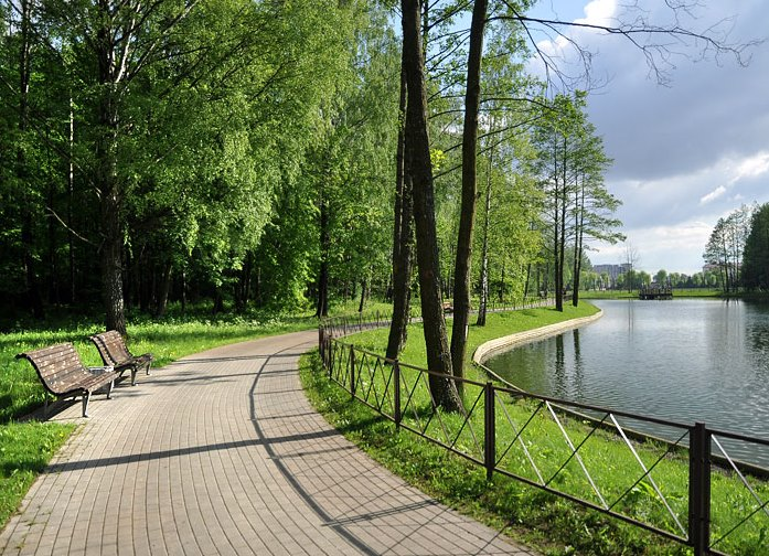 Botanical Garden Minsk