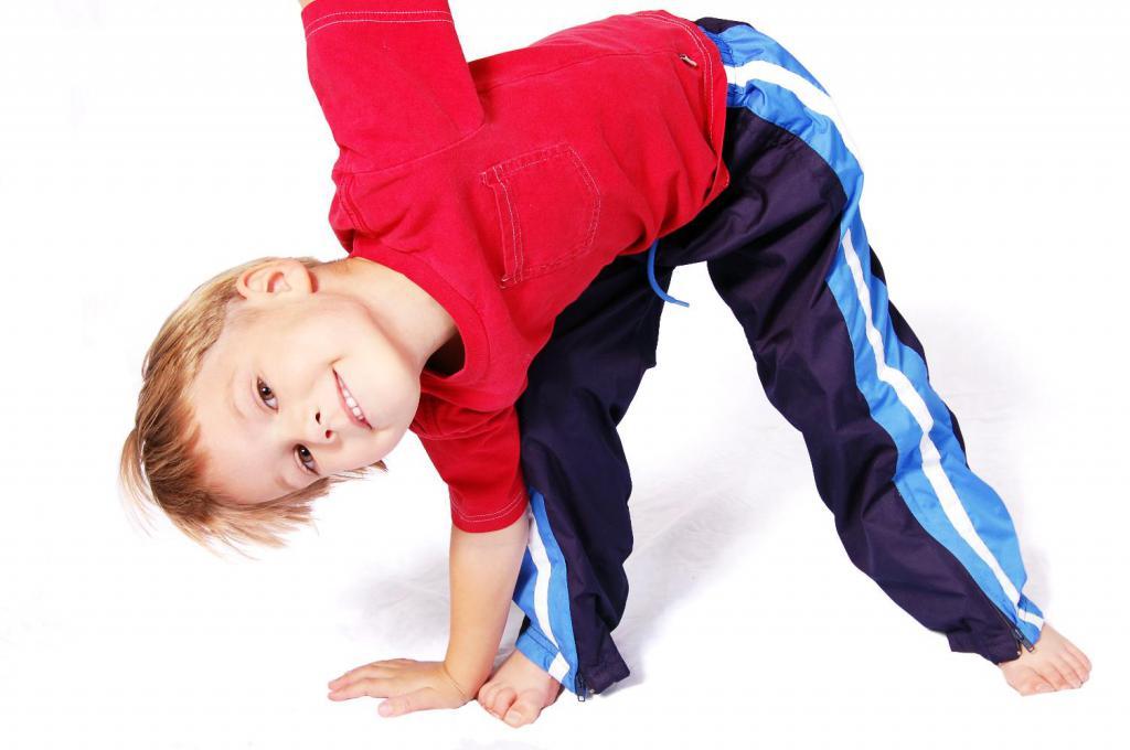 non-standard equipment for physical education in kindergarten