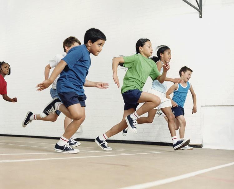 how to organize a class in physical culture in preschool