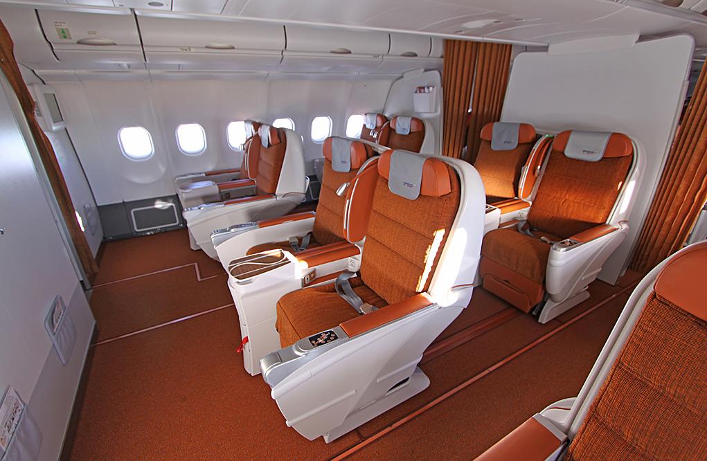 билет бизнес класса аэрофлот