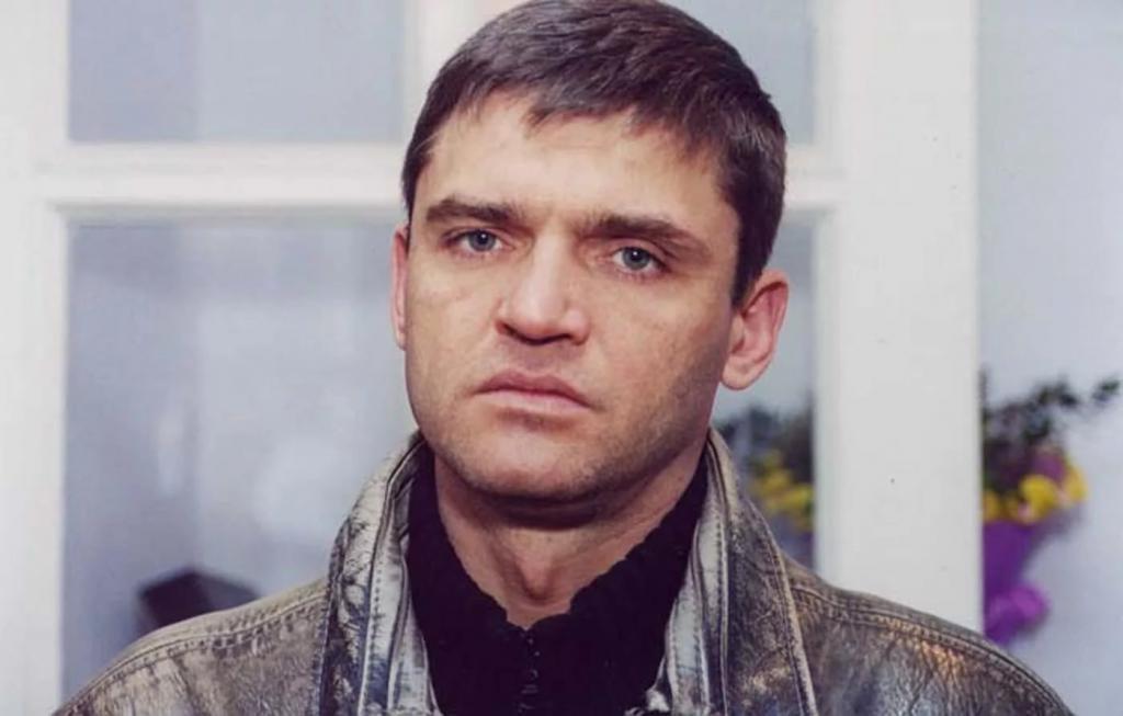 Актер Игорь Лифанов