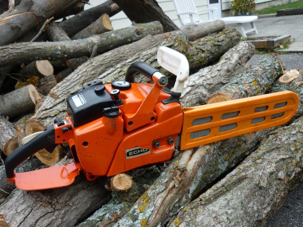 chainsaw echo