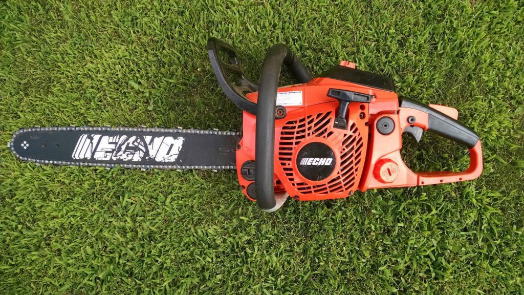 chainsaw echo 353