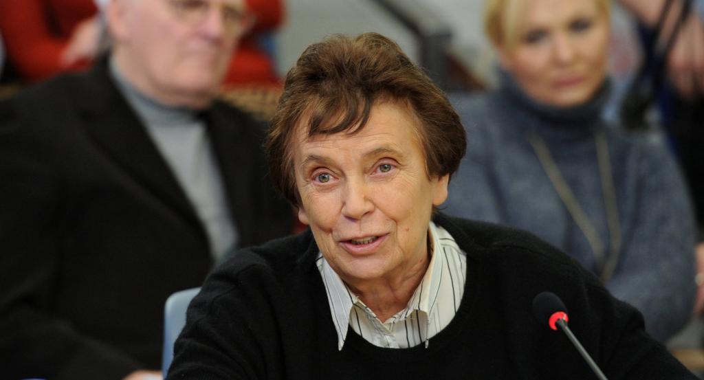 Biography of Anna Dmitrieva