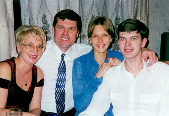 Personal life of Alexander Novikov