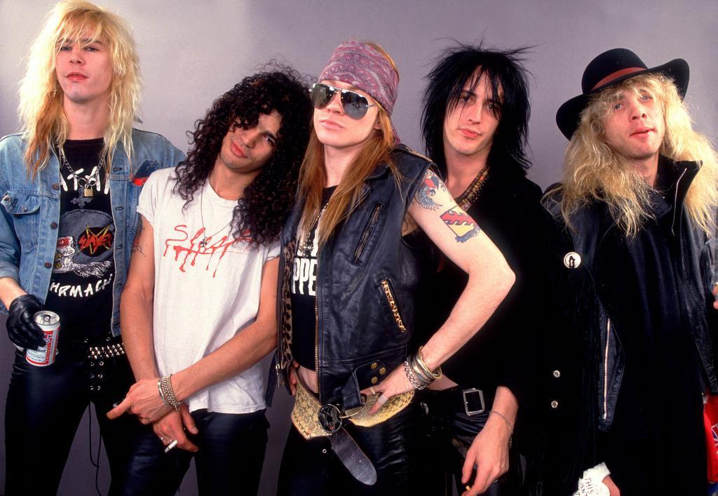 Guns'N'Roses 1992