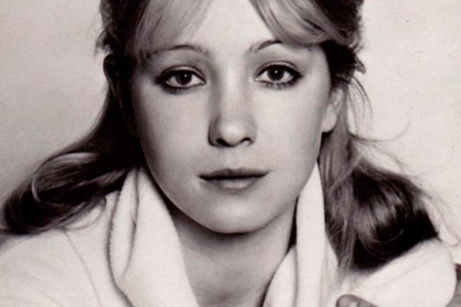 Marina Levtova in her youth