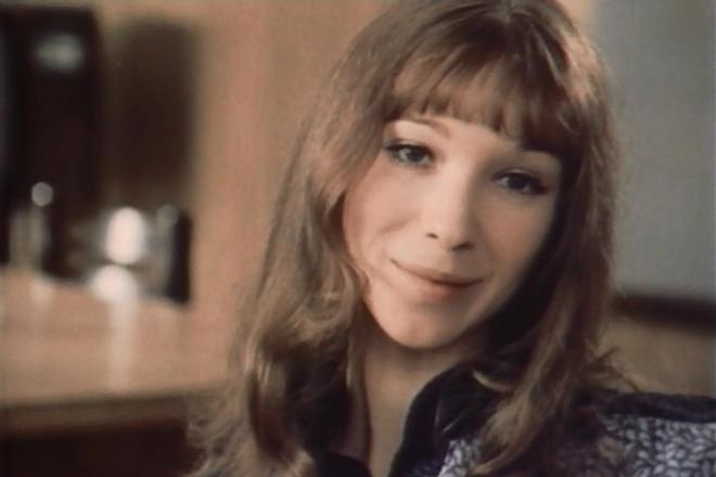 "Marina Levtova in the film ""TASS is authorized to declare"""