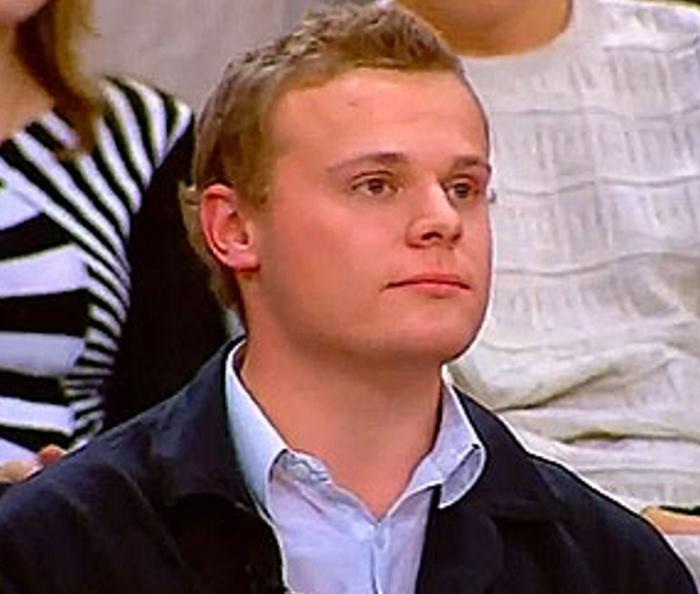 Kirill on TV