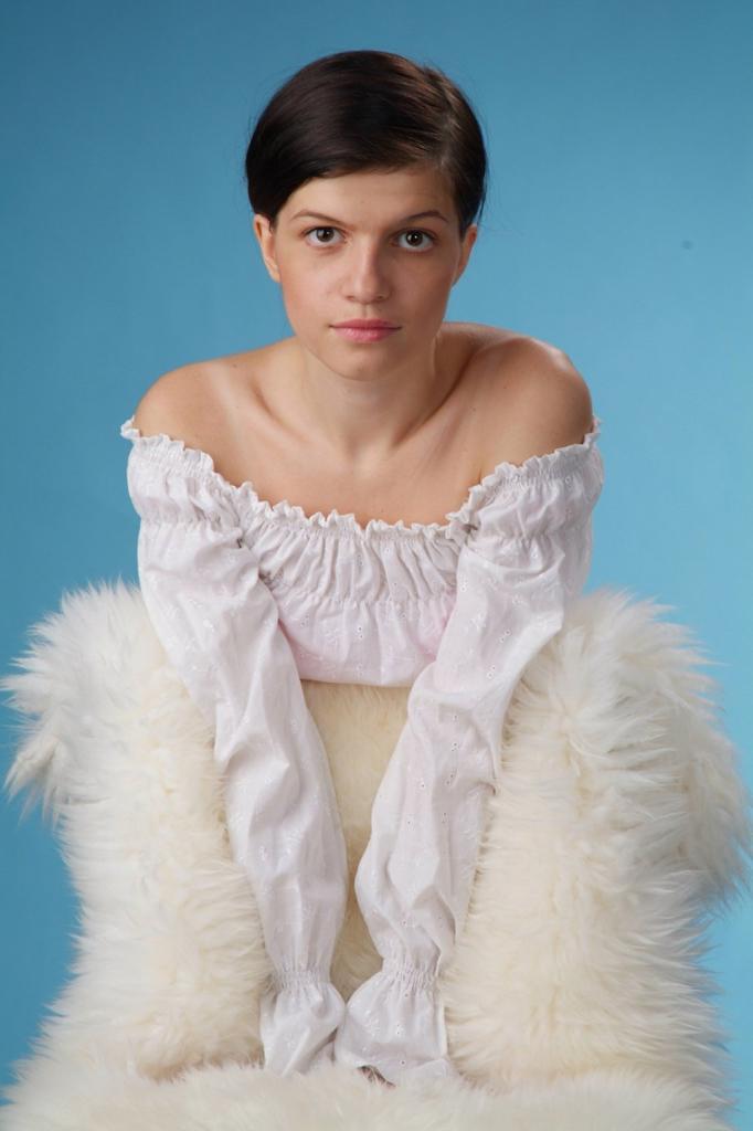 Actress Agnia Kuznetsova