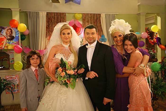 Свадьба Дарьи и Никиты