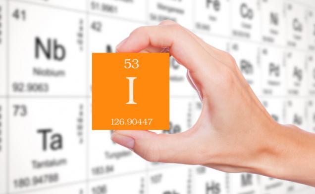 химический элемент йод