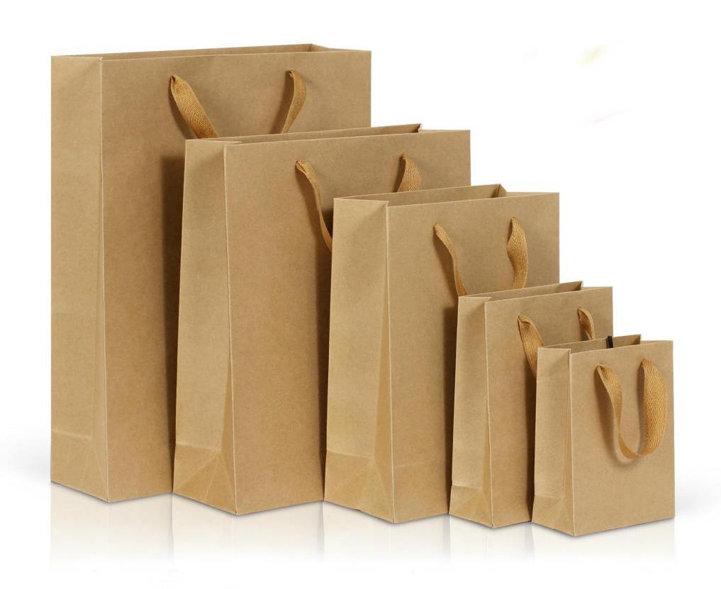 2888189 Как сделать пакет из крафт-бумаги своими руками?