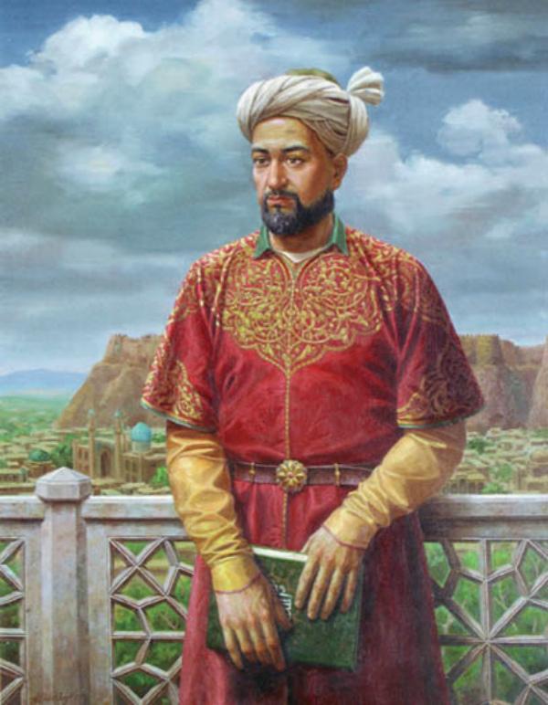 узбек Алишер Навои
