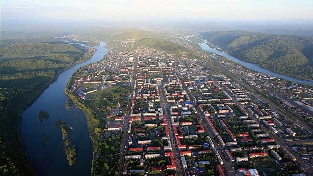 Междуреченск фото города