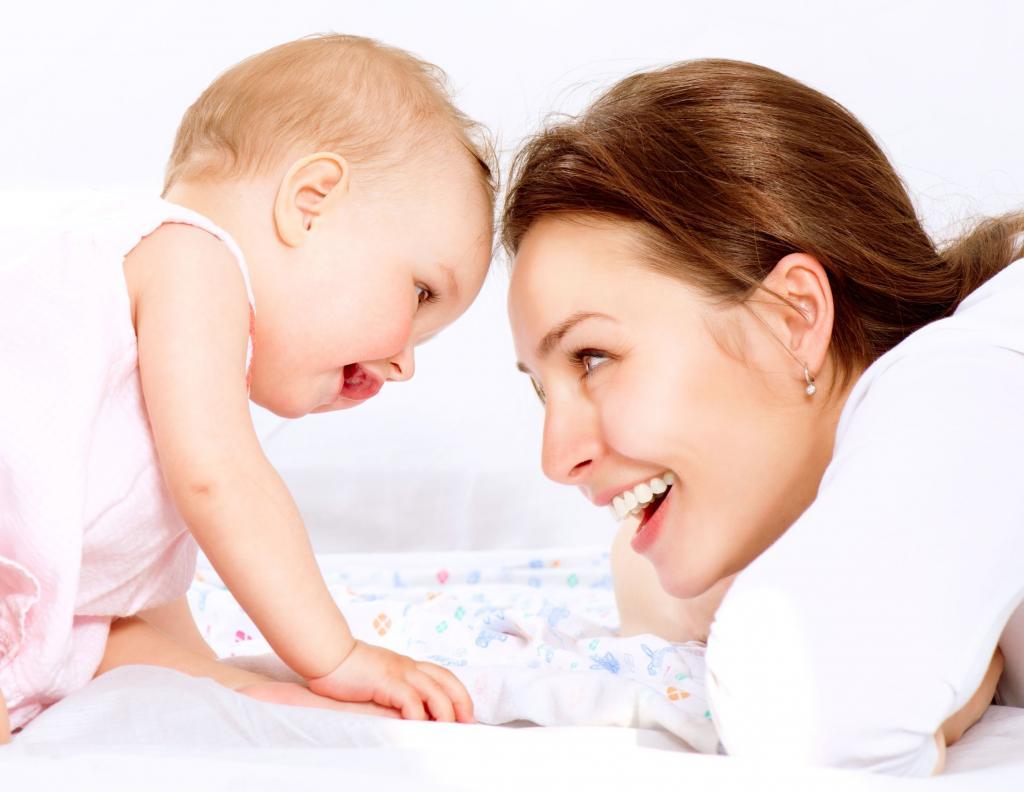 Картинка мамы и ребенка