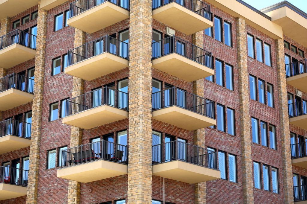 балкон входит в жилую площадь квартиры