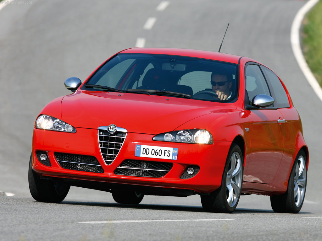 manual alfa romeo 147