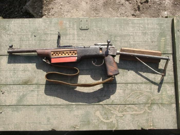 Оружие в домашних условиях