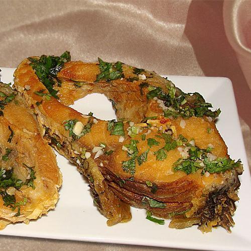 Блюда из толстолобика рецепты в духовке