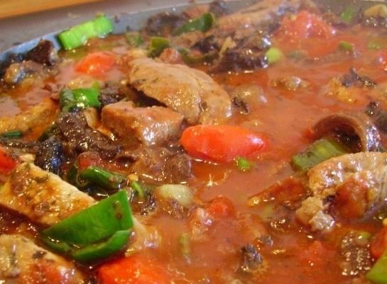 Смотреть рецепты салатов с фото из курицы