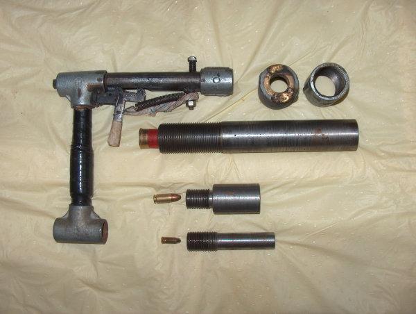 сделать пистолет в домашних условиях